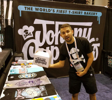 """""""Do more of what makes you happy"""" –  Johnny Cupcakes"""