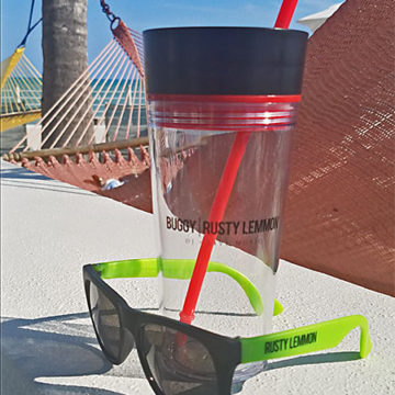 Tumbler & Sunglasses