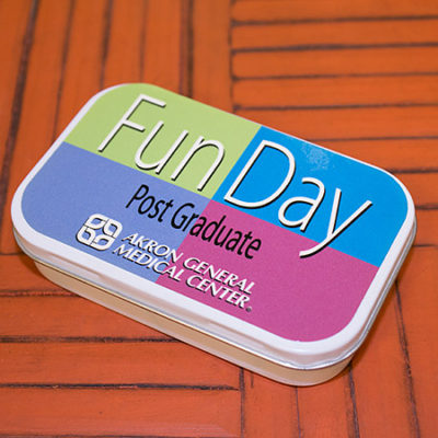 Fun Day Tin & Hat