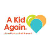 A Kid Again Logo