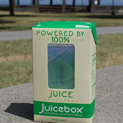 Juicebox External Battery Pack