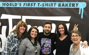 Johnny Cupcakes with Avalon Image Group