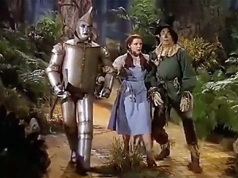 The Wizard of Oz Movie screenshot photo credit MGM