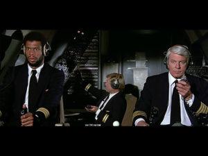 Airplane! Movie screenshot photo credit Paramount Pictures