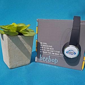 BeeBop Bluetooth Headphones