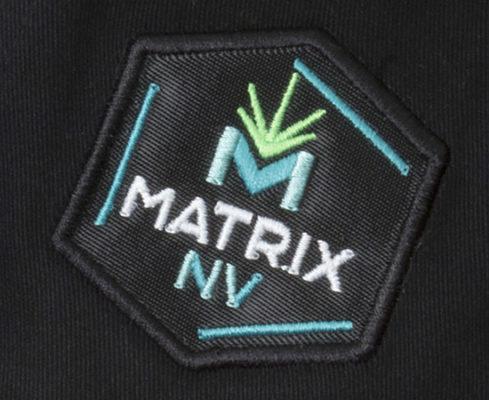Baseball Hat - Embroidered Logo Close-up