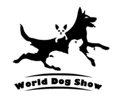 Negative Space Logo - World Dog Show