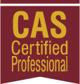 CAS Certified Professional Logo
