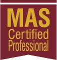 MAS Certified Professional Logo