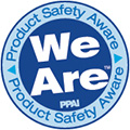We Are Product Safety Aware Logo