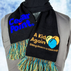 Scarf for A Kid Again