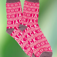 Ugly Sweater Socks