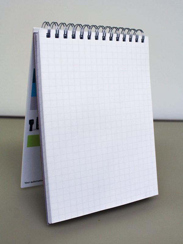 Journal Book - Inside