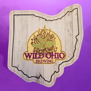 Wild Ohio Plaque