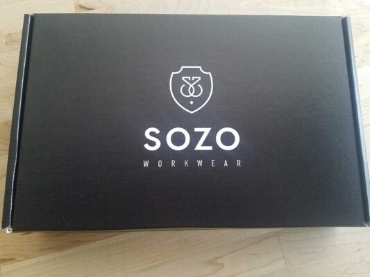 Sozo Workwear box